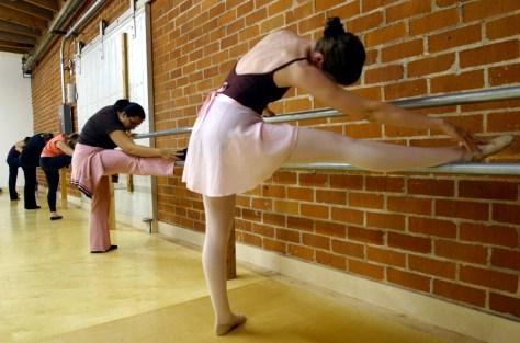 Image: Dance class