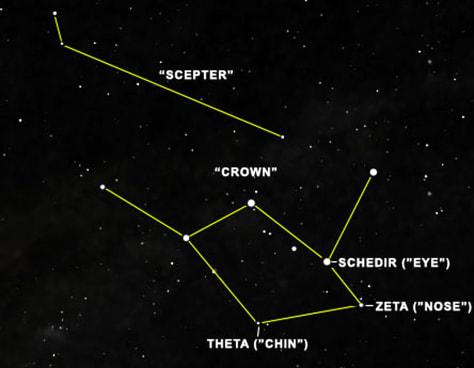 Image: Cassiopeia