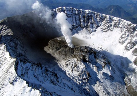 Eruption Watch Continues At Mt. Saint Helens
