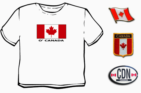 GO CANADIAN CLOTHING KIT