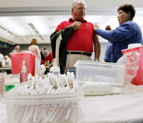 Salt Lake City Vaccinates 4,000 Seniors