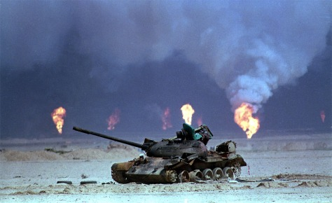 GULF WAR CANCER