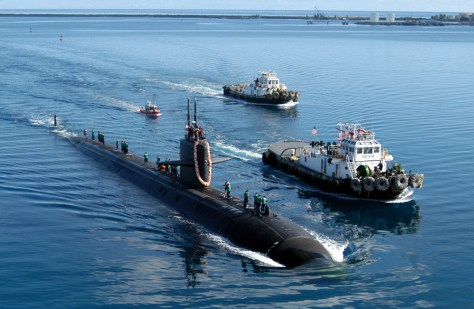 Image: USS San Francisco