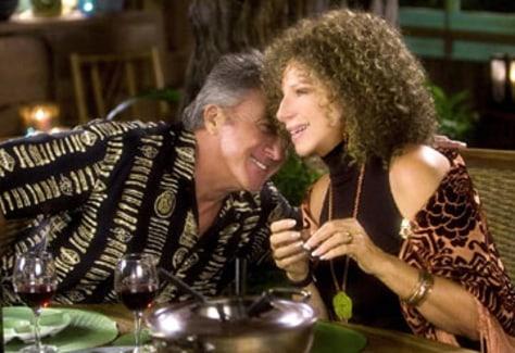 Image: Hoffman, Streisand