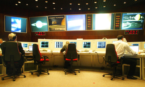 Image: Mission control
