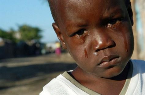 Image: Boy in Dominican Republic