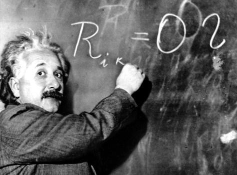 Image: Einstein
