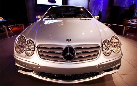 Image: Mercedes Benz 2005 SL65 AMG