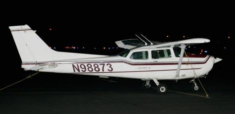 Image: Small plane.