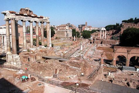 Image: Roman Forum