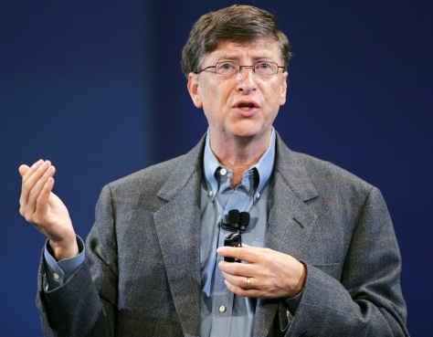 Gates gives keynote at RSA security conference
