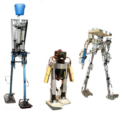 Image: Three robots