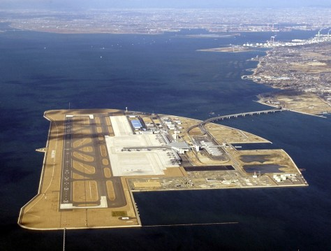 Image: Centrair International Airport