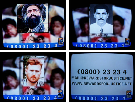 WANTED MILITANTS
