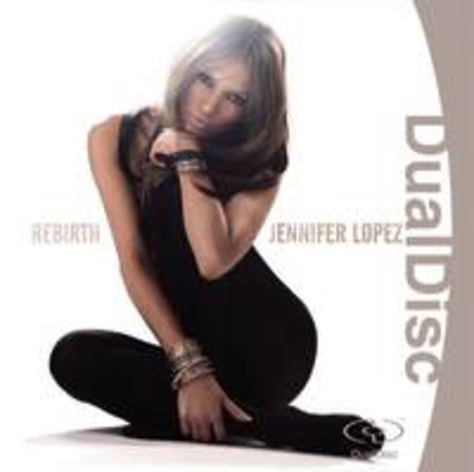 DualDisc cover of Jennifer Lopez album