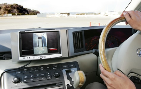 Image: Nissan's Around View Monitor