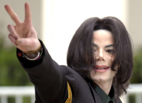 USA MICHAEL JACKSON TRIAL DAY 2