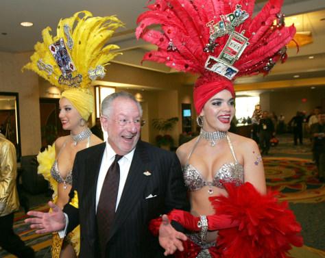 Image: Las Vegas Mayor Oscar Goodman.