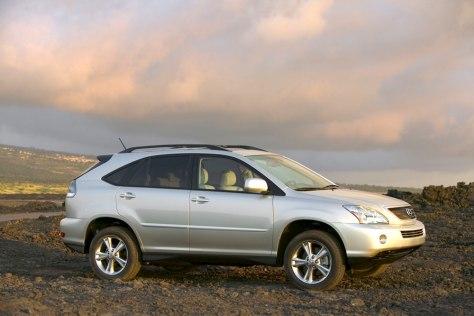 HYBRID LEXUS SUV