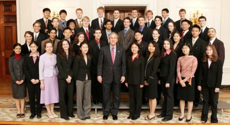 Bush and Intel finalists