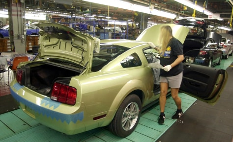 Image: 2005 Ford Mustang
