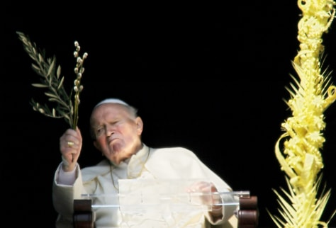 Image: Pope John Paul II