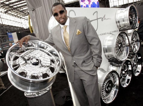 "Image: ""Sean John Wheels"""