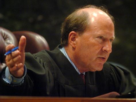 Image: Judge George Greer