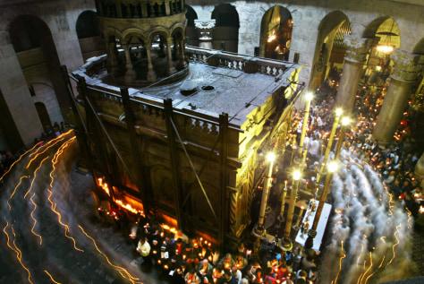 IMAGE: Easter in Jerusalem