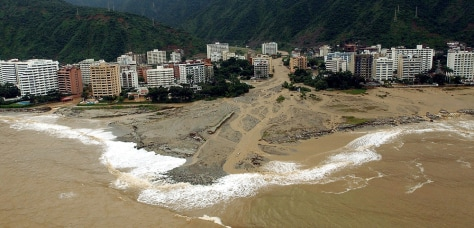 Venezuela flood