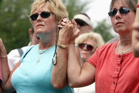 Death Ends Legal Struggle Over Fate Of Terri Schiavo