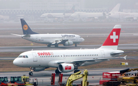 Lufthansa To Buy Swiss