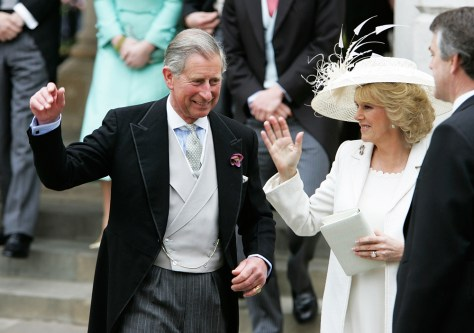 Image: Charles and Camilla