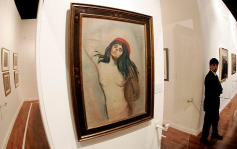 "Image: Munch's""Madonna"""