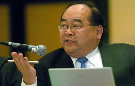 Image: FDA adviser Stephen Li