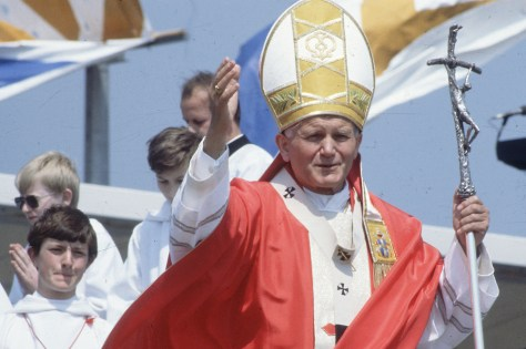 Pope John Paul II Dies At Age 84