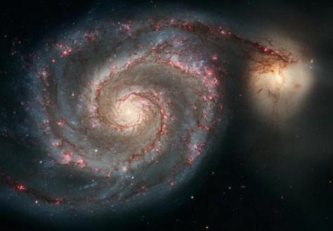 Image: Whirlpool Galaxy