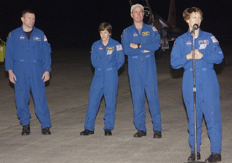 Image: Crew of Discovery