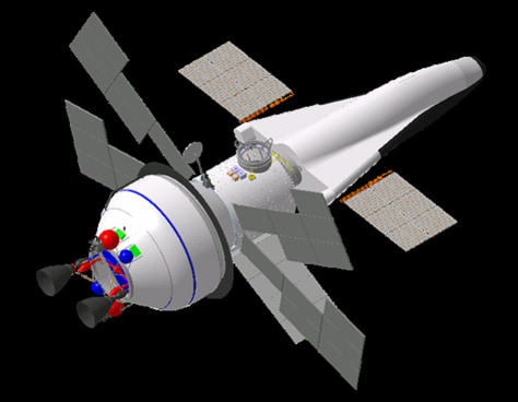 Nasa Spaceship Design Nasa receives proposal for