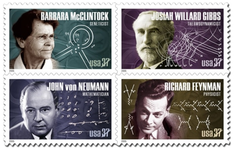 Image: New postage stamps