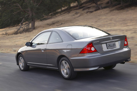 Image: 2005 Honda Civic EX Coupe