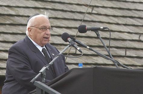 Image: Israeli Prime Minister Ariel Sharon.
