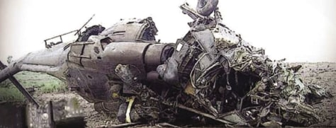 Image: Wreckage