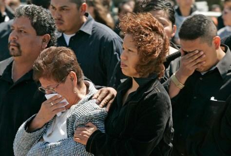 Image: Tobias funeral