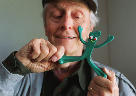 IMAGE: Art Clokey and Gumby