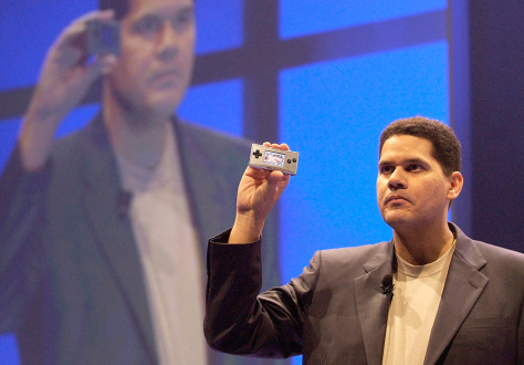 Nintendo exec holds up Game Boy Micro