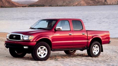 Image: 2001 Toyota Tacoma