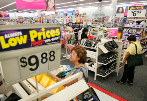 Wal-Mart struggles with deeper problems - Business - US business ...