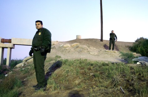 Image: U.S. border agents