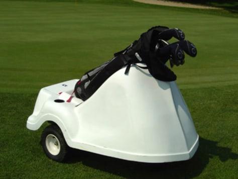 Remote Golf Caddy